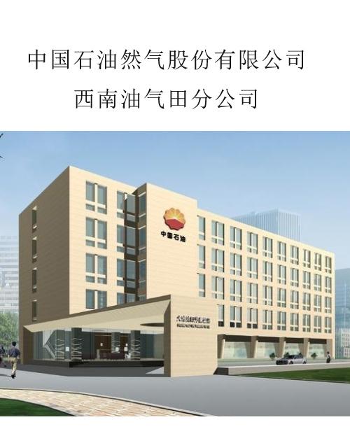 中国石油然气股份有限公司西南油气田分公司