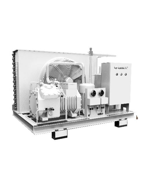 GNJ-BF系列半封闭活塞式风冷冷凝机组