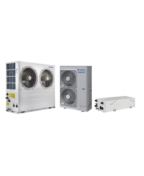户式强热型暖冷一体机—重庆格力中央空调