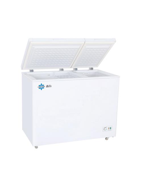晶弘冰箱家用冰柜 BC/BD-225D