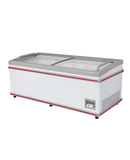 晶弘冰箱商用冰柜 SD-600H