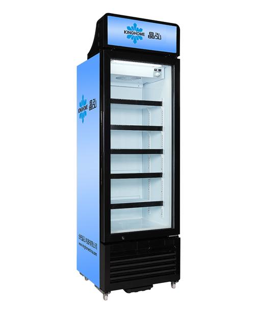 晶弘冰箱商用冰柜 SC-248