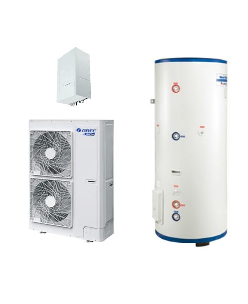 GMV Unic 多能一体机—重庆格力中央空调